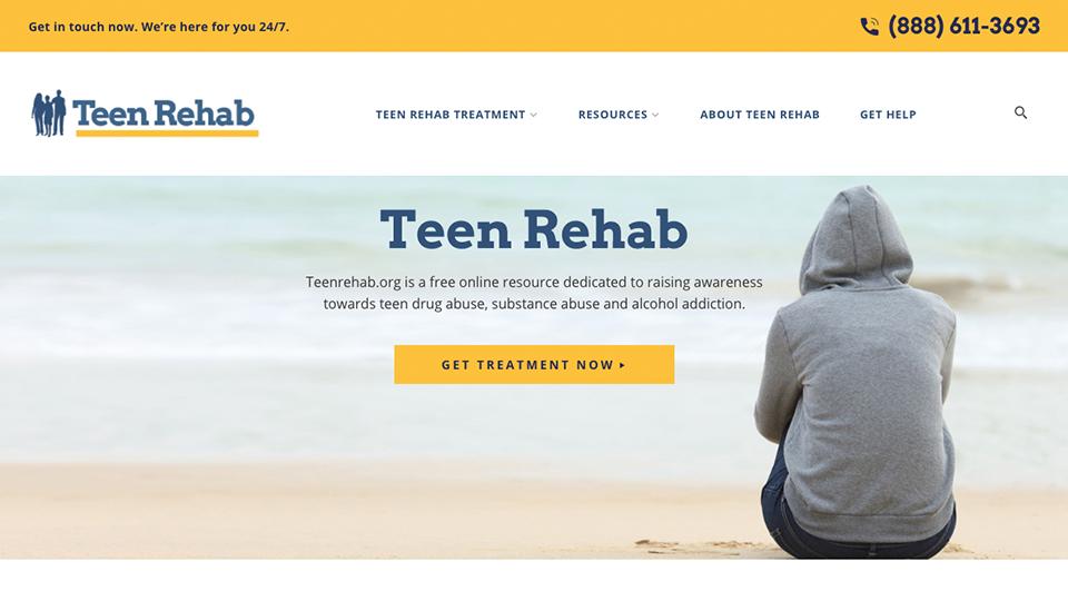 netamorphosis | Teen Rehab - Homepage
